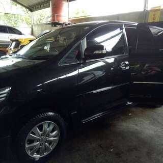 Kijang innova luxury 2013 metic bensin plat B sampe 2023 km 57000