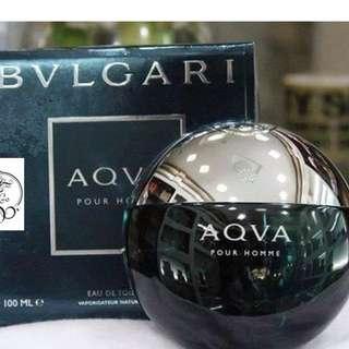 Authentic Perfume - Bvlgari AQVA POUR HOMME PERFUME FOR MEN