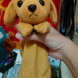 Cute doggie pencil case