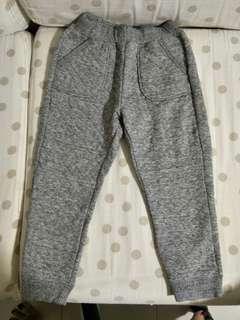 Baby boy winter pants grey