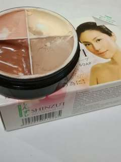 Foundation & soap bar (10k)