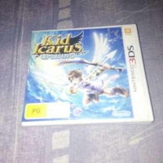 Monster Hunter X,Pokemon moon,Kid Icarus,Legend of Zelda