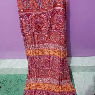 Forever 21 maxi dress large