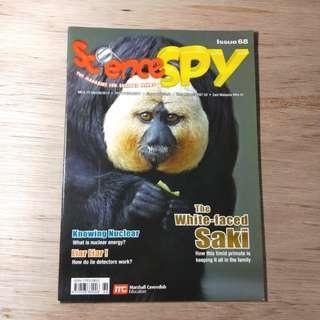 Science Spy Magazine Issue 68
