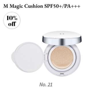 Missha M Magic Cushion SPF50/PA+++ 有盒