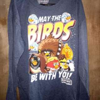 Angry Birds Sweater