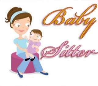 Baby sitter/nanny