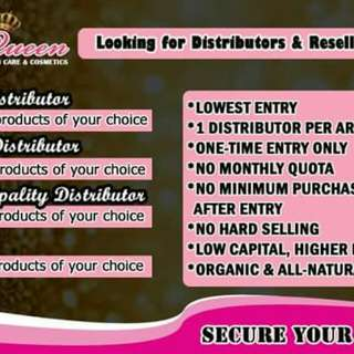 Looking for reseller
