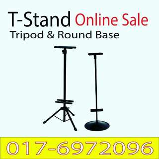 T-Stand Tripod Bunting Stand