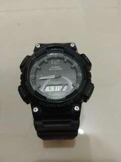 G-SHOCK手錶 AQ-S810W watch (80% new)