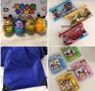 Birthday party goodies bag, goody bag packages for children