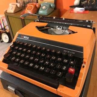 🚚 「早期日製打字機」 早期 古董 復古 懷舊 稀少 有緣 大同寶寶