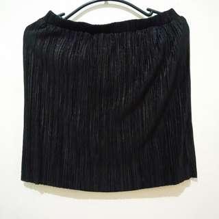 Formal skirt.