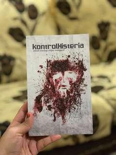 Malay Novel - Kontrol Histeria by Khrlhsym