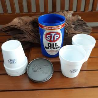 STP OIL(drinking cup)