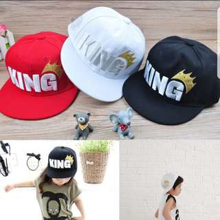 ❤INSTOCK❤ Kids Snapback Cap