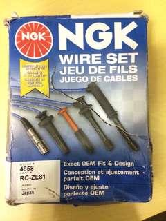 Mazda RX-8 NGK Spark Plug Wire