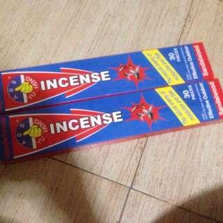 On hand! SandalWood Organic Incense