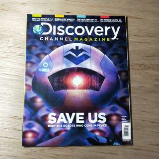 Discovery Channel Magazine Issue 1410