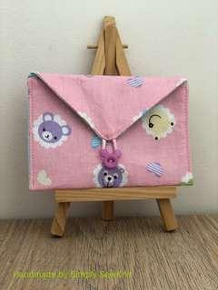 Fabric Gift Card Holder/ Envelope