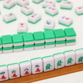 Mahjong set (Portable)
