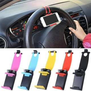 Car Phone Socket Holder