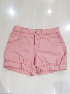 (3 for $15) Girls Pink Denim Shorts