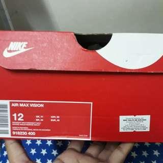 Nike Air Max Vision for sell uk11 us12
