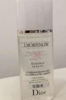 Diorsnow 雪凝亮白系列 雪凝亮白光肌精華化妝水