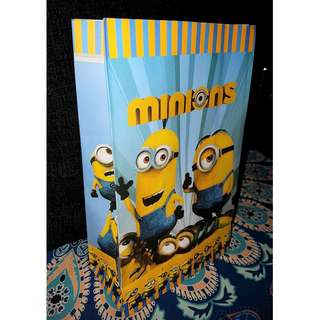 Minions Favor Paper Bag