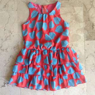 Little Miss Dress for Kids