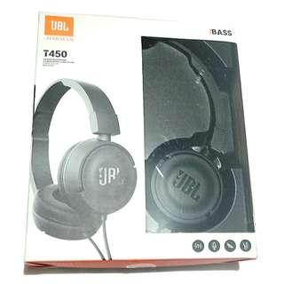 JBL T450 headphones (black)