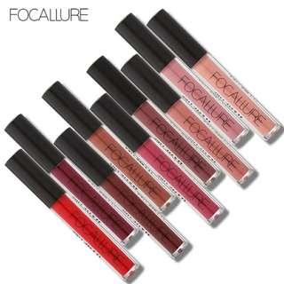 PREORDER Focallure Liquid Matte Lipstick