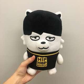 🚚 BTS防彈少年團23cm醜娃(智旻)