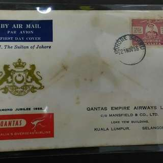 VINTAGE FIRST DAY COVER