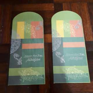 Angpow Packet Sampul Raya Standard Chartered Saadiq