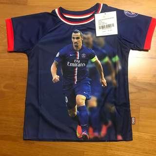 Paris Saint-German Soccer Jersey Short