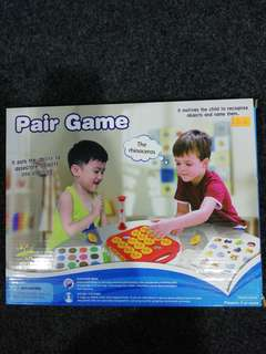 PAIR GAME