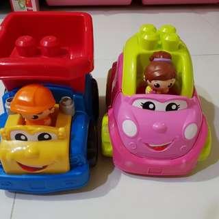 Mega Bloks Car