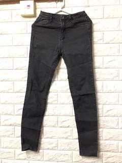 Jeans black color