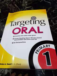 Targeting oral for pri 1