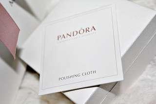 Authentic Pandora Polishing Cloth