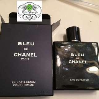 Authentic Perfume - BLEU DE CHANEL PERFUME FOR MEN