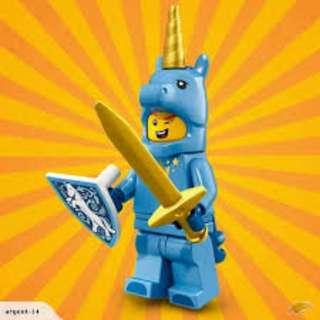 Lego 71021 Series 18 - Unicorn Guy