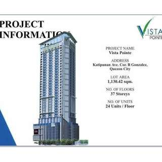 Few units left !! affordable and accessible condo in katipunan for only 15,000 monthly