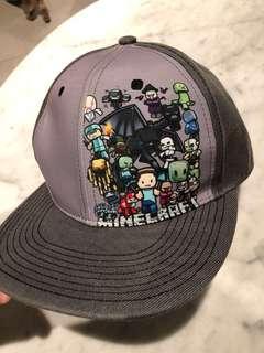 Minecraft cap