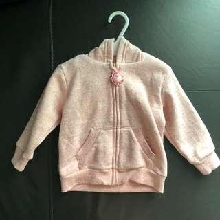 Fox Baby Hoodie Jacket