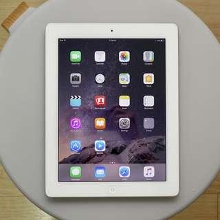 iPad 4 White 32GB WiFi