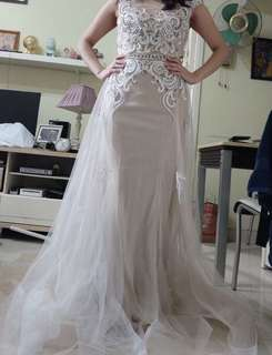 Pre wedding gown