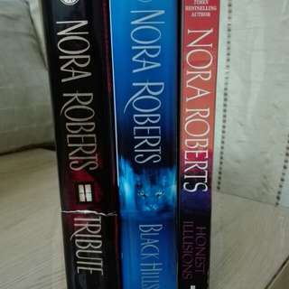 NORA ROBERTS RM15 for 3